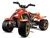 Falk Moto & Quads, 606D, Orange