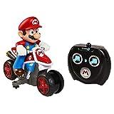 Nintendo 78969-11L Mario Kart Mini Motorrad RC Racer, Multi