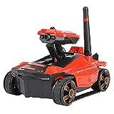 VGEBY1 Fernbedienung Fahrzeug, Kinder Fernbedienung Mini rc Tank WiFi hd Kamera Wireless rc Auto Modell Spielzeug mit licht Sound