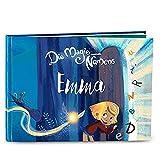 MY MAGIC STORY deutsches Kinderbuch personalisiert - Die Magie meines Namens 0 - 8 Jahre