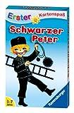Ravensburger 20431 Schwarzer Peter - Kaminkehrer Kartenspiele, Mehrfarbig