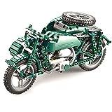 CZXC C51021W 629 STÜCKE Bausteine   Weltkrieg Militär Motorrad RC Spielzeug Fahrzeuge Geschenk für Jungen Mädchen Kinder Kleinkinder