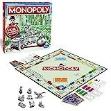 Monopoly Classic, Gesellschaftsspiel für Erwachsene & Kinder, Familienspiel, der Klassiker der Brettspiele, Gemeinschaftsspiel für 2 - 6 Personen, ab 8 Jahren