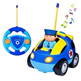 SGILE Rennauto Ferngesteuertes Spielzeugauto für Kleinkinder und Kinder Kindergeschenk