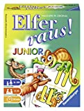 Ravensburger 20760 - Junior Elfer raus!