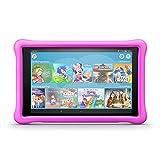 Fire HD 10 Kids Edition-Tablet, 25,65 cm (10,1 Zoll) 1080p Full HD-Display, 32 GB, pinke kindgerechte Hülle