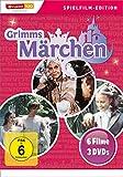 Grimms Märchen - Spielfilm-Edition [3 DVDs]