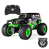 Monster Jam 6045003 - Grave Digger RC Truck, Maßstab 1:15, ferngesteuert
