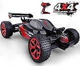 GizmoVine Ferngesteuertes Auto RC 4WD 2,4GHz Funkfernsteuerung Hohe Geschwindigkeit Geländewagen Fernbedienung Racing Rennauto Auto Spielzeug Fahrzeug für Erwachsene und Kinder