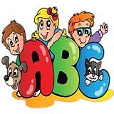 Alphabet Spiele für Kinder - Fun and Educational Puzzle Lernspiel für Vorschul oder Kindergarten Kleinkinder , Jungen und Mädchen jeden Alters