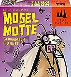 Schmidt Spiele 40862 Mogel Motte, Drei Magier Kartenspiel
