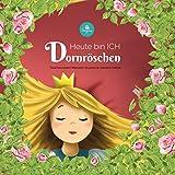 Heute bin ich Dornröschen - personalisiertes Kinderbuch