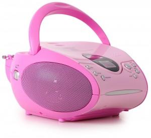 Lenco SDC-24 CD Spieler mit UKW Radio