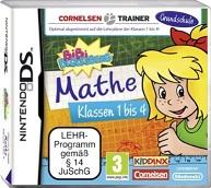 Mathe Lernspiele Grundschule - Bibi Blocksberg