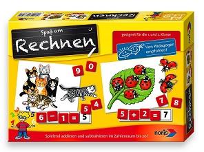 Mathe Lernspiele Grundschule - Spass am Rechnen