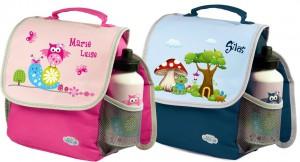 kinderrucksack kindergarten mit namen